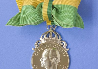 Medalj för betydande gärning