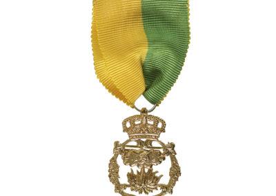 Medalj, fostrargärning