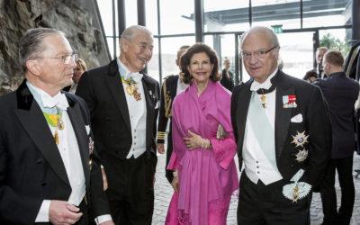H.M. Konungens tal vid Kungliga Patriotiska Sällskapets 250-årsjubileum, lördagen den 23 april 2016