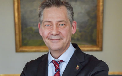Intervju med Bengt Gustaf Jonshult – författare till nya medaljboken